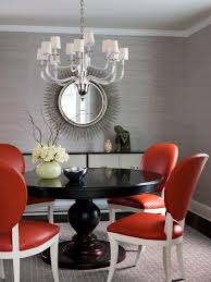 contemporary dining room wall decor. Funky Dining Room Design Contemporary Wall Decor