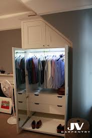 wardrobe lighting ideas. Idea How To Maximise The Space By Adding Shelving And Hanging Space, Drawers, Shoe-racks, Pull-out Shelves Even Lights Inside Your Fitted Wardrobes. Wardrobe Lighting Ideas