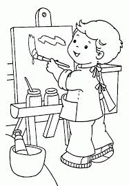Microsoft Paint Coloring Pages Paint Coloring Pages Coloring Pages