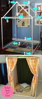 16 create a pvc pipe play small house