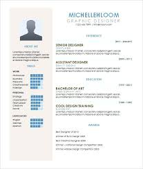 Modern Day Resume Template – Mklaw
