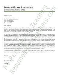 Ideas Of Job Letter For School Teacher Clsummer Teacher Education On