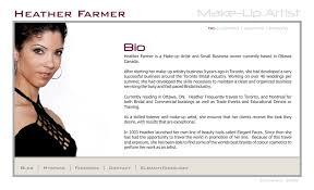 22 makeup artist biography exles expert webtrucks fo