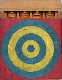 target with four faces 1955 by jasper johns as reproduced in our phaidon
