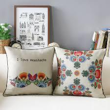 Exellent Ethnic Floor Cushions Pattern Bohemia Pillow Ssuper Retro Cushion Wedding Pillowcasepillow On Innovation Ideas