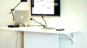 homcom floating wall mount office computer desk. Floating Computer Desk Ideas Wall Mounted . Homcom Mount Office