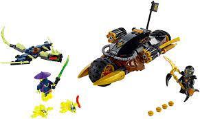 LEGO NINJAGO 70733 - Cole's Donner-Bike: Amazon.de: Spielzeug