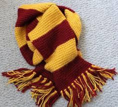 Harry Potter Scarf Knitting Pattern Custom Inspiration