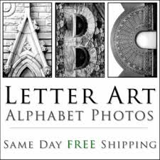 Name Art Personalized Gifts Letter Art Alphabet Photos Custom Name
