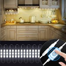Kitchen cabinet led lighting Under Cabinet Kitchen Cabinets Led Lights With Smart Touch Dimmer Under Cabinet Lights 10ft 60 Ebay Kitchen Cabinets Led Lights With Smart Touch Dimmer Under Cabinet