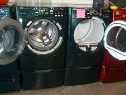 Best Price On Front Load Washer And Dryer Top Brand Washers Dryers Great Deals On Washing Machines