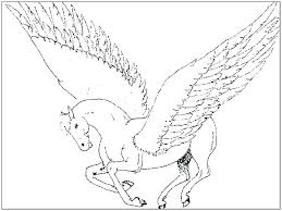 Cute Baby Pegasus Coloring Pages Awesome Coloring Pages Exciting