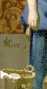 VermeerLoveletterHandeye
