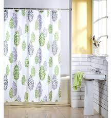 purple and green shower curtain awesome grey leaves shower curtain with plastic hooks for purple and