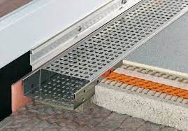 schluter systems drainage channel