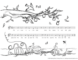 Music Note Music Note Coloring Pages Free Printable Music Note