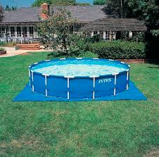 intex above ground swimming pool. Above-ground Swimming Pool / Polyester Tubular Outdoor 28231 INTEX Intex Above Ground