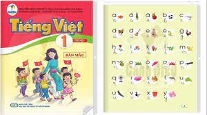 SÁCH CÁNH DIỀU - TIẾNG VIỆT 1 BÀI MỞ ĐẦU_ Bảng chữ cái tiếng Việt - YouTube