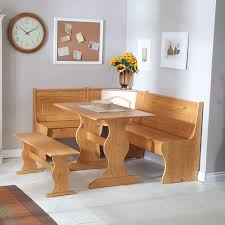 corner dining furniture. Contemporary Dining Linon Chelsea Breakfast Corner Nook Dining Table Sets At Hayneedle Best  Kitchen Inside Furniture E