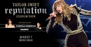 Heinz Field Taylor Swift Seating Chart Taylor Swifts Reputation Stadium Tour Comes To Pittsburgh