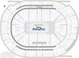 First Niagara Center Seating Chart Sabres Keybank Center Buffalo Ny Seating Chart With Seat Numbers