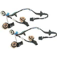 tail light wiring harness dorman tail light wiring harness set of 2 for 96 99 chevy express 1500 passenger