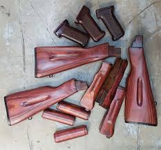 RUSSIAN WOODSET RED 2