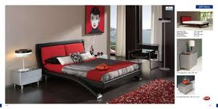 gray and red bedroom. bedroom design red and gray vintage ideas