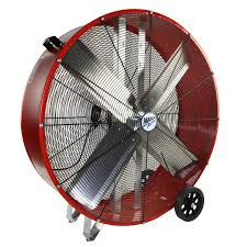 maxxair brand products standard direct drive barrel fans