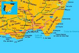 Costa Almeria Climate Average Weather Temperature