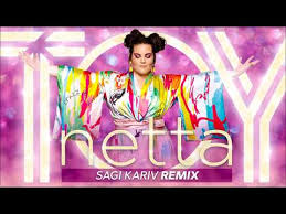 Eurovision Israel Netta Releases Remixed Version Of Toy