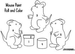 Small Picture roll and color mouse paint Cool for School Pinterest Mouse
