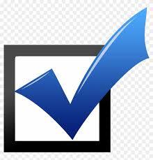 Image result for blue tick mark
