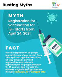 Go to the cowin website using any browser. Covid Vaccine Registration Covid 19 Vaccine Registrations For Above 18 People From April 28 No Walk Ins Allowed Know Steps India News