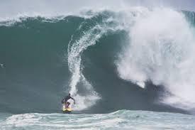 Massive Waves Arrive On Oahus North Shore 50 Foot Surf