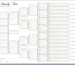 Genealogy Form Templates Family Tree Charts And Forms Free Download Genealogy Plan Templates