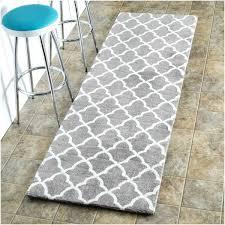 popular of microfibres quasar swirl kitchen rug runner nuloom kitchen microfiber grey trellis runner 26 x