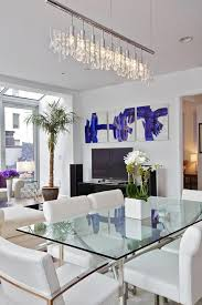 room decor ideas dining crystal chandelier chandeliers for d contemporary dining room ideas