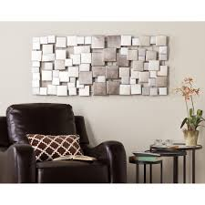 on metal puzzle wall art sculpture with home decor walmart