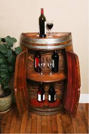 wine barrel wine rack furniture. incredible wine barrel rack sosfund decor furniture n