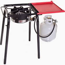 camp chef gas burner cooker is a major household appliance that has been indispensable as ever comfortable cur is easy to use comfortable and