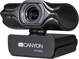 Купить Web-камера <b>CANYON CNS</b>-<b>CWC6N</b>, черный в интернет ...