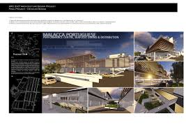 Architectural Design Portfolio Magnificent On Architecture Within
