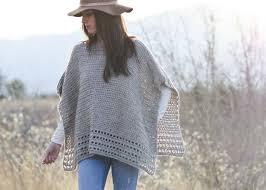 Free Crochet Poncho Pattern Magnificent Inspiration Design