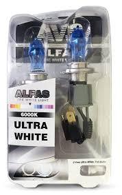 <b>Лампа</b> автомобильная галогенная <b>AVS Alfas Pure</b>-<b>White</b> A07242S ...