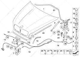 Car bmw x e n engine parts diagram hoodmounting for bmw lci dx sav ece list is