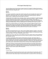 sample essay essays scholarships sample org essays scholarships sample