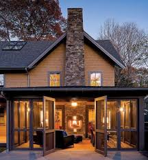 emejing indoor outdoor fireplace photos interior design ideas