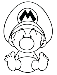 Free Printable Mario Coloring Pages Coloring Pages Free Super Galaxy
