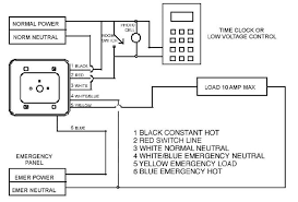 federated controls washington dc and baltimore s lighting when looking at the diagram you will see it looks a little different the black red and white are the normal power connections white is neutral and the